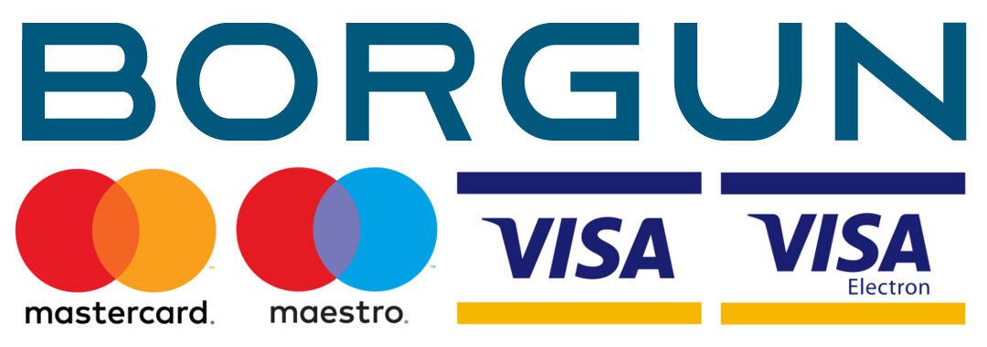 Elfogadott bankkártyák VISA és MASTERCARD